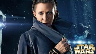 NEW Star Wars Comic Hints At Leia's FATE In Episode 9 - Star Wars News