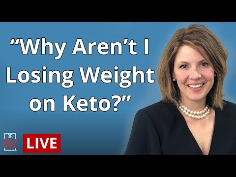 �� Why you're not losing weight on Keto