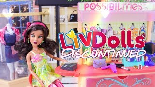 Unbox Daily: Discontinued Liv Doll PLUS Possibilities Boutique Playset