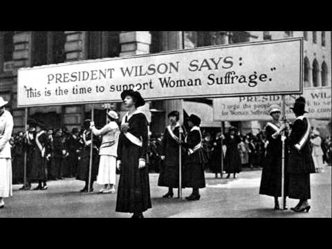 Women's Suffrage in the 20th Century