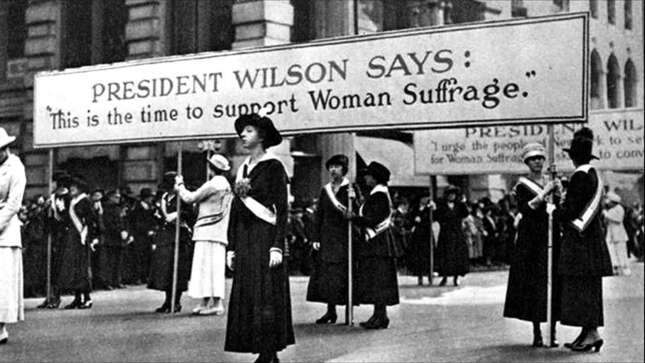 Image result for Women's Suffrage Movement