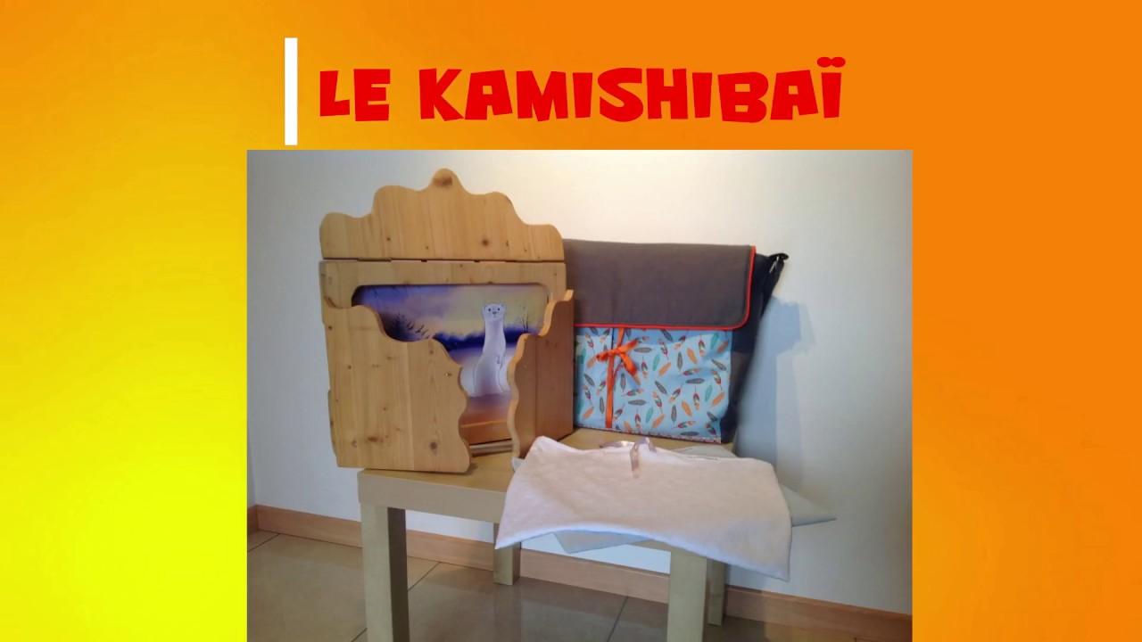 Le Kamishibai Le Theatre De Conte En Images