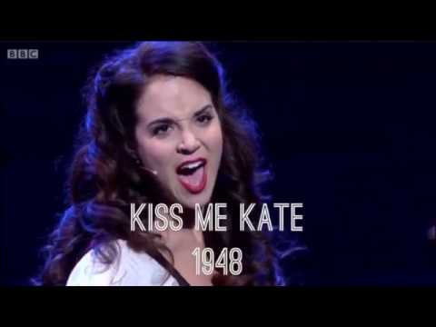 Evolution of Broadway: 100 Songs (Female Solos Edition)