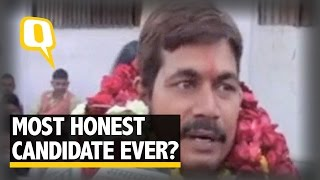 The Quint: Politics is to Make Money, Fool People, Says Independent Candidate