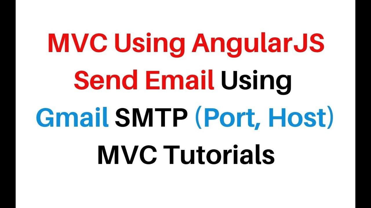 Angular 5 Send Email