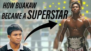 How Buakaw Became a Superstar