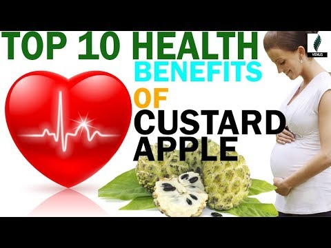 10-health-benefits-of-custurd-apple-||-custard-apple-benefits-cancer-||-custard-apple-and-diabetes