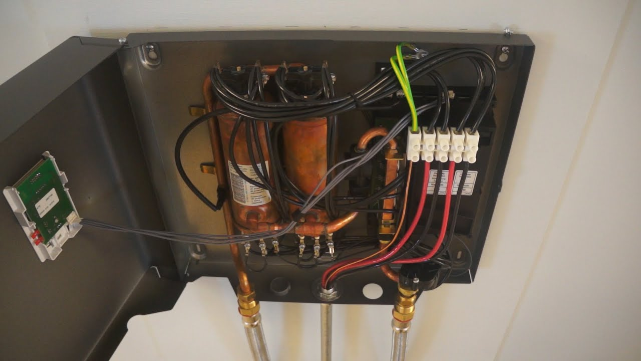 Resetting A High Limit Switch On Tempra U00ae Water Heaters