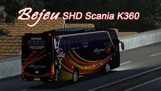 UKTS New BEJEU SHD Scania K360