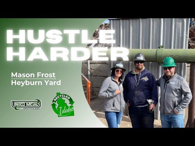 Hustle Harder: Mason Frost