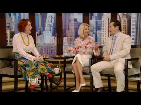 Molly Ringwald Talks