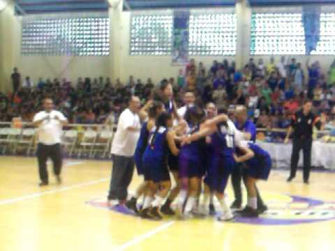 Ultimos Minutos del Campeonato- Esc. Josefa del Rio Guerrero