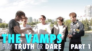 The Vamps Play Truth Or Dare (Part 1 of 2)