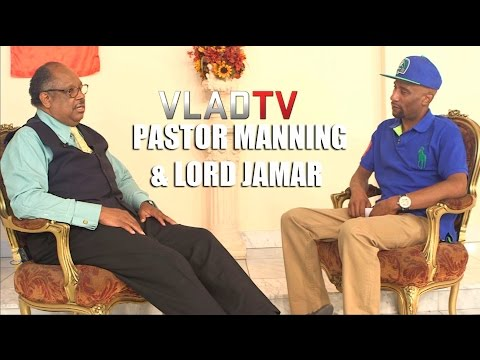 Pastor Manning to Lord Jamar: I'm Not Black - I'm an American