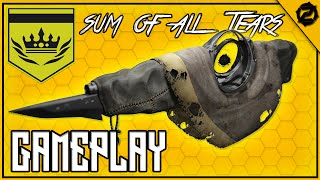 Destiny Touch of Malice PVP Gameplay | Sum of All Tears | The Taken King