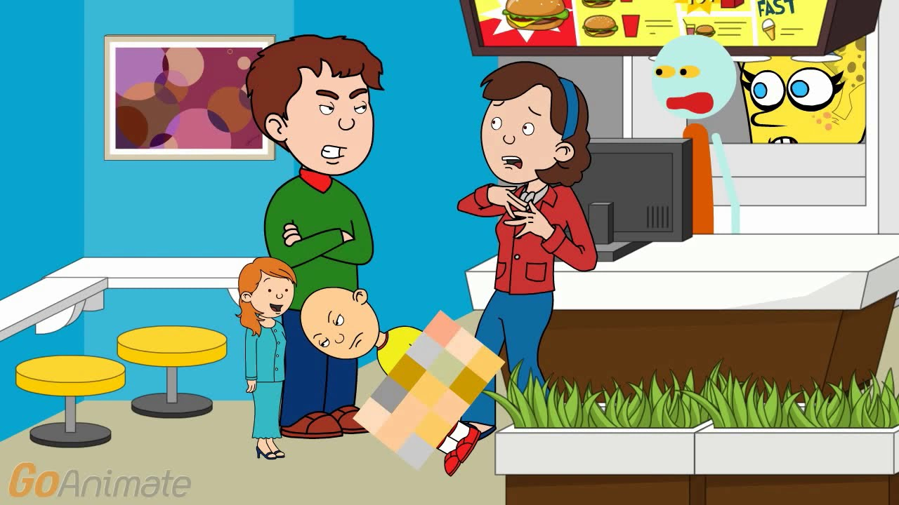 Caillou Wants His Mom to F#@k Him (uncensored) - YouTube