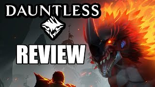 Dauntless Review: Free-To-Play Monster Hunter (Video Game Video Review)