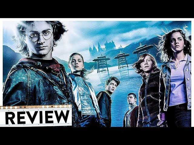 HARRY POTTER UND DER FEUERKELCH | Review & Kritik | inkl. Trailer Deutsch German