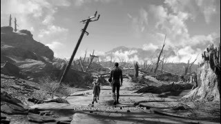 Fallout 4 Уничтожение Братства Стали и очень Эпичная смерть Шона