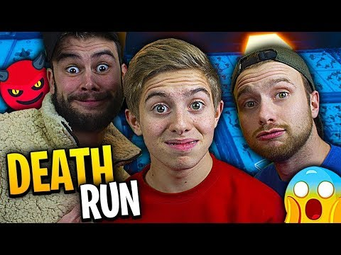 ON TENTE LE DEATH RUN XMAS AVEC LEBOUSEUH ET DOC JAZY !!!