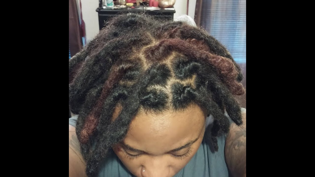 21 Month Loc Update Thick Locs Pt.1 Wash Day - YouTube