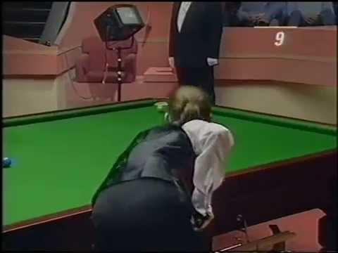 Peter Ebdon plays quick Colour-Snooker !
