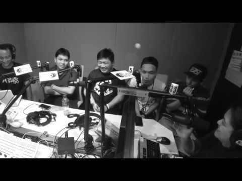 Pinoy Wit Attitude @ Pinoy Fuse Radio Station (LIVE)