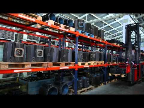 Havells Motors manufacturing plant video 2013