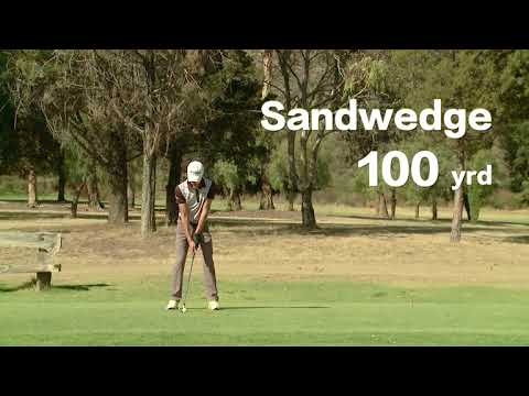 Santiago Vega - Golf Recruiting Video 2017