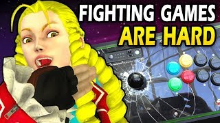Fighting Games are Hard - 100,000 Subscriber Special!