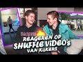 REAGEREN OP SHUFFLE VIDEO'S VAN KIJKERS!
