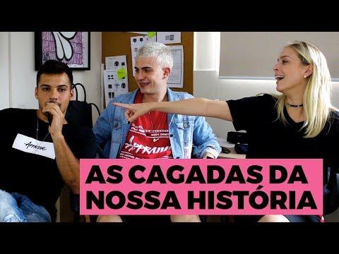 NOSSO MAIOR ERRO feat TATA ESTANIECKI E CACÁ PARRA - #AskPicon 017