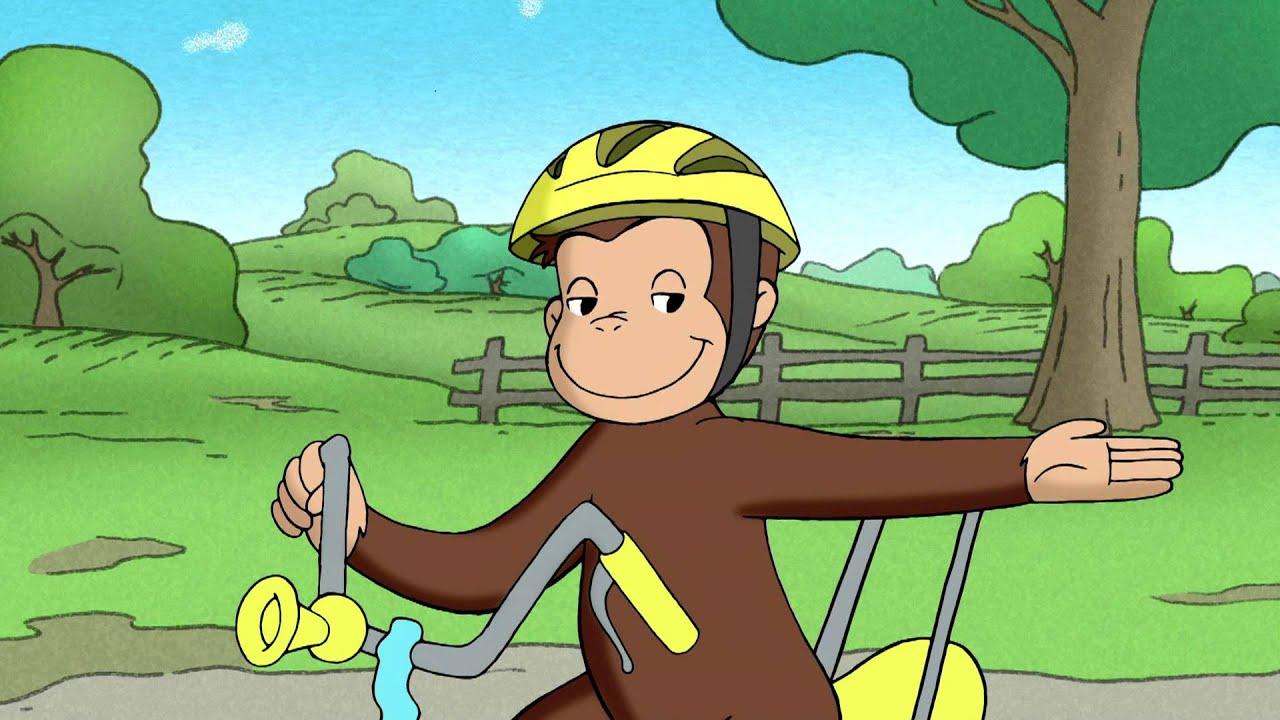 Housebound!/Curious George Rides A Bike - YouTube