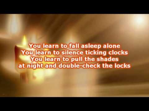 Idina Menzel - Learn To Live Without (Lyrics)