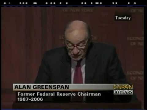 How to Repair the Financial System: Alan Greenspan on the Economic Crisis (2009)