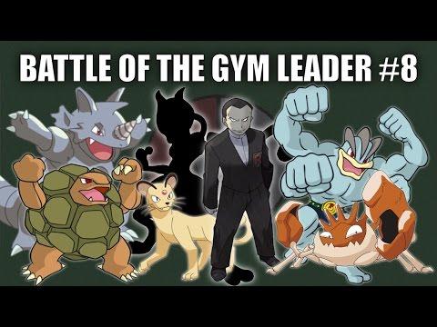 Battle of the Gym Leader #8 (Giovanni) - Pokemon Battle Revolution (1080p 60fps)