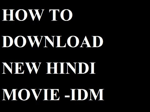 HOW TO DOWNLOAD LATEST HINDI MOVIE WITH...