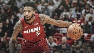 Derrick Jones Jr. 2018-2019 Heat Highlights Video