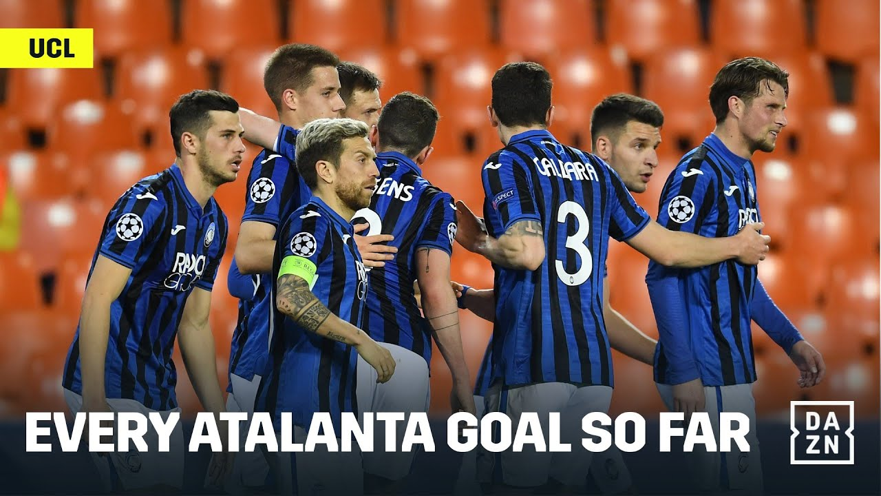 Goals Galore! Every Atalanta Goal From This Champions League Campaign (So Far)
