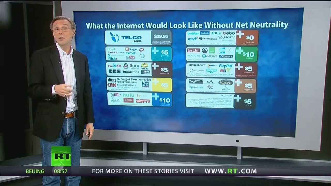 Net Neutrality Statistics >> What the world looks like without net neutrality... - YouTube