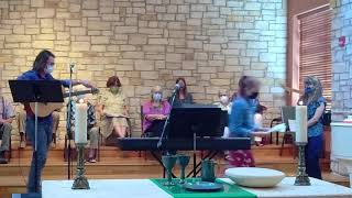 8.15.21 WUMC Sunday Service