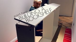 Building My Bookshelf
