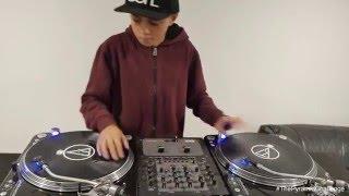 DJ K-SWIZZ #ThePyramidChallenge ✅