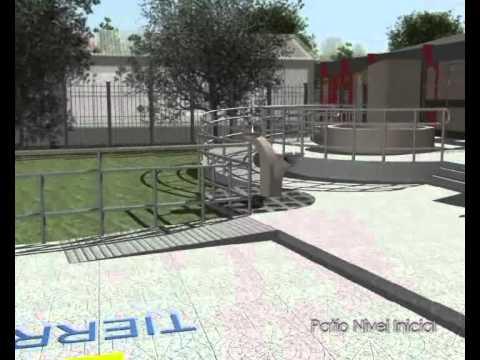 Tesis arquitectura escuela inclusiva Arquitectura de desarrollo