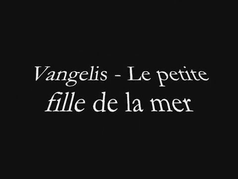 Acoustic Guitar Vangelis La Petite Fille De La Mer Chords Chordify