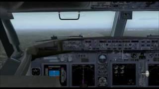 FS2004 - Landing in Rome