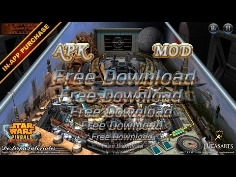 Hack Star Wars Pinball 4 (4.0.2) APK + MOD 📡 Mesas Desbloqueadas 📡 Full Map [MEGA] [Mediafire]