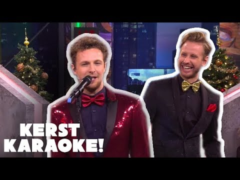 tim zingt vals kerstliedjes! - youtube