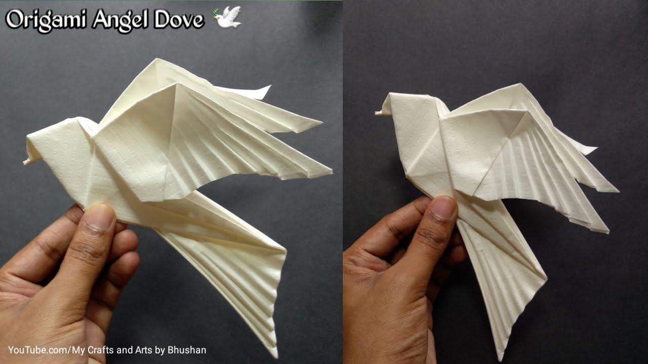 YouTube | Origami, Paper crane, Kids playing | 720x1280