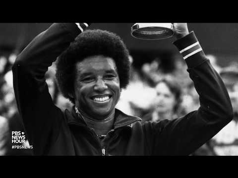 How Winning The U.S. Open Gave Arthur Ashe The Spotlight To Speak Out Against Injustice